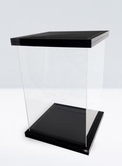 Display Case für 1/6 Actionfiguren Black Magnetic Edition