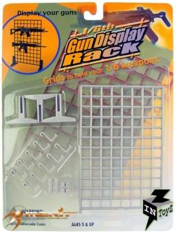 Gun Display Rack - Black