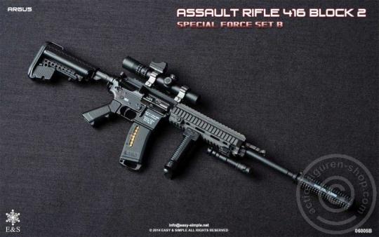 Assault Rifle 416 Block 2 - Argus