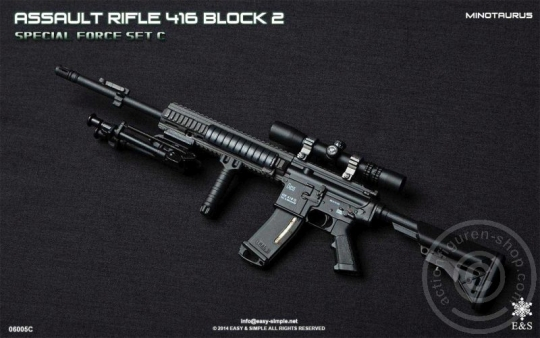 Assault Rifle 416 Block 2 - Minotaurus