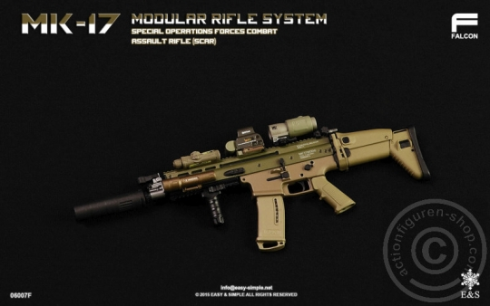 MK17 Modular Rifle System - Version F