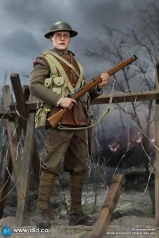 William - British Infantry Lance Corporal