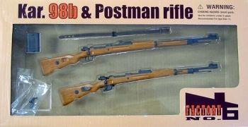 Kar.98b & Reichspost Gewehr