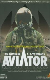 F/A-18 Hornet Pilot - Aviator