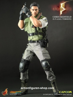 Biohazard 5 - Chris Redfield - S.T.A.R.S. Version