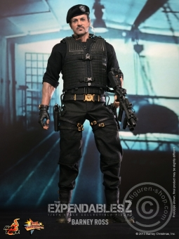 Barney Ross - The Expendables 2