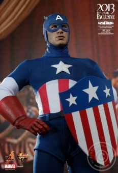 Captain America - Star Sp. - Toy Fairs Exclusive 2013