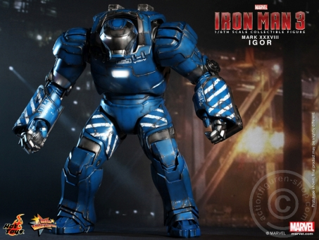 Iron Man 3 - Mark XXXVIII - Igor