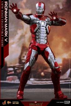 Iron Man 2 - Mark V - Diecast