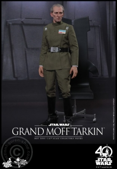Star Wars - Episode IV - Grand Moff Tarkin