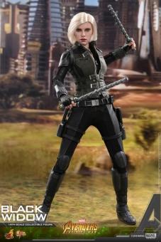 Avengers Infinity War - Black Widow