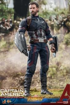 Avengers Infinity War - Captain America