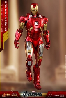 The Avengers - Iron Man Mark VII