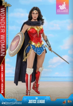 Justice League - Wonder Woman - CCV Exclusive