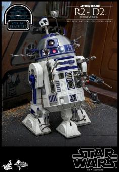 Star Wars - R2-D2 - Deluxe Version