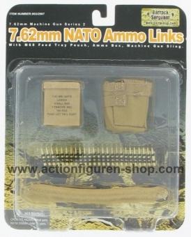 7,62mm Nato Munition mit Zubehör