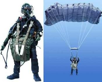 Navy Seal HALO Jumper