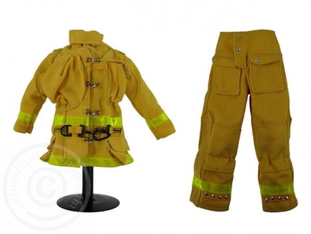 Firefighter Jacket and Pants