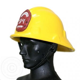 Feuerwehr Helm mit Sturmhaube