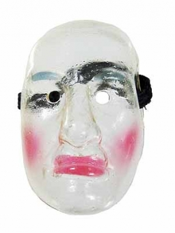 Mask, clear