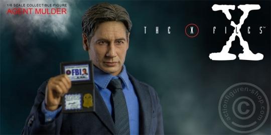 X-Files - Agent Mulder - FBI Agent