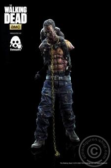 Michonne Zombie Pet 1 (green)
