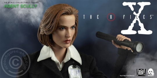 The X Files – Agent Scully - FBI Agent