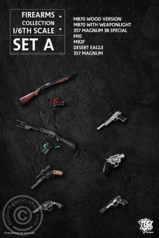 Firearms Collection 2.0 - Set A