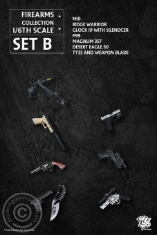 Firearms Collection 2.0 - Set B