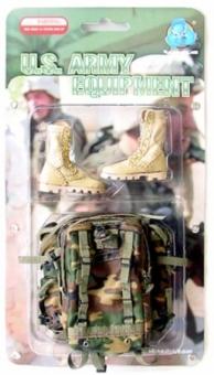 U.S. Army Equipment - Woodland