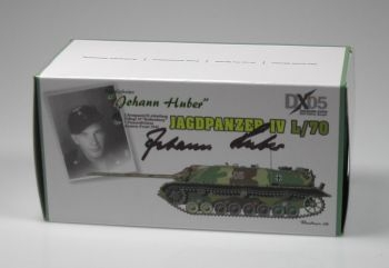 1:72 Jagdpanzer IV L/70 - DX05 Exclusive - signiert