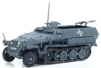 1:72 Sd.Kfz.251 Ausf. C