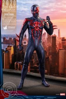 Marvels Spider-Man - 2099 Black Suit - Toy Fair Exclusive