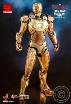 Iron Man 3 - MARK XXI (Midas) - Exclusive