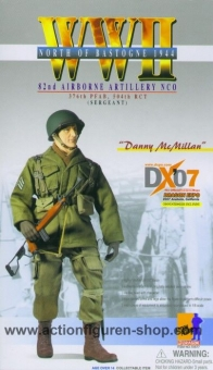 Danny McMillan - DX07 Exclusive
