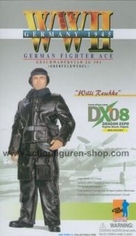 Willi Reschke - DX08 Show Exclusive