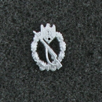 Infanterie-Sturmabzeichen - silber
