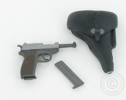 P38 Pistole w/ Holster and 2 Magazins