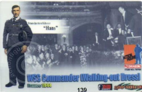 ID - Sammler-Karte - Hans