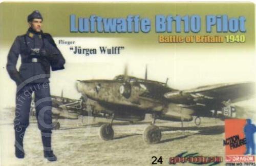 ID - Sammler-Karte - Jürgen Wulf