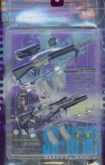 Carbine & Rifle Set - 2