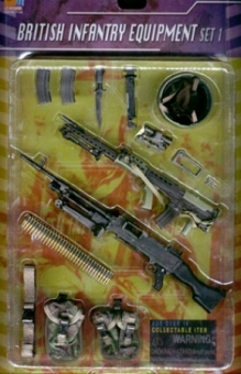 British Infantry Equipment Set 1