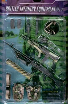 British Infantry Equipment Set 2