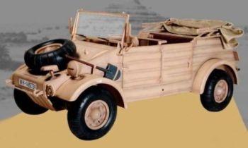 Kübelwagen der Wehrmacht