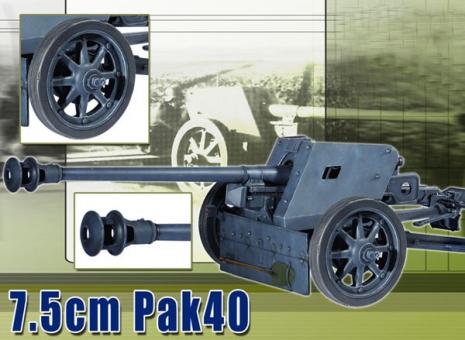 7.5cm PaK 40 - Exclusive