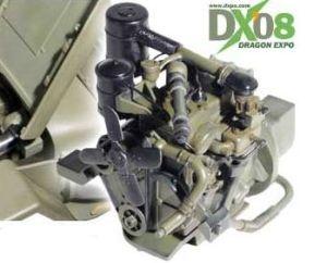 US Jeep Engine - DX08 Show Exclusive