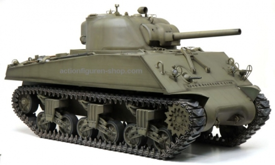 Sherman Tank - M4A3 75(W) - Exclusive