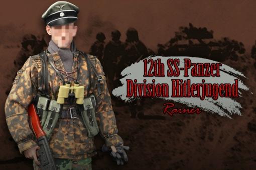 Rainer 12. SS Panzer Division Hitlerjugend