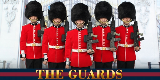The Guards - Version B