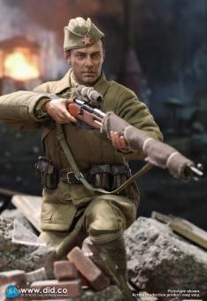 Vasily Zaitsev - WW II Russian Red Army Sniper